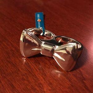 Erica Anenberg Bow Ring - 8/9 (2 Finger)